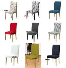 Dining Room Chairs Ikea Inspirational Cover For Chair Henriksdal Slipcov And Queen Anne