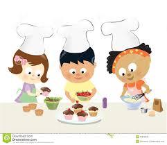 The Kitchen Clipart Kid 5