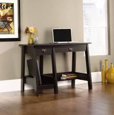 sauder shoal creek desk and hutch jamocha wood home design ideas