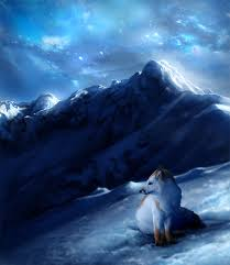 Northern Lights by MoonsongWolf on DeviantArt