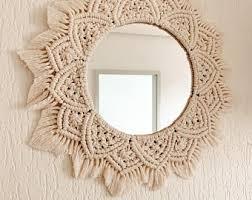 wohnzimmer spiegel etsy