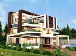 100 Architecture Design For Home 3D Elevation Front Architectural Elevation BuilDTecH Architects
