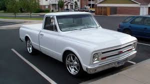 SUPERCHARGED 1968 Chevy C10 - YouTube