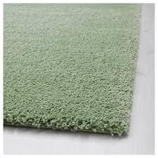 le a pile ikea ådum rug high pile light green 170x240 cm ikea