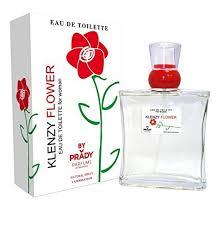 eau de toilette femme parfum femme klenzy flower eau de toilette 100ml fr