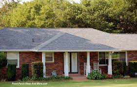 Images House Plans With Hip Roof Styles by Porch Roof Designs Front Porch Designs Flat Roof Porch