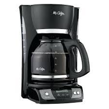 Mr Coffee Iced Tea Maker Walmart Simple Brew Cup Programmable Black