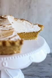Smitten Kitchen Pumpkin Marble Cheesecake by Classic Pumpkin Pie With Mile High Meringue On The Range