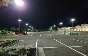 3 mon Issues with Conventional Parking Lot Lighting