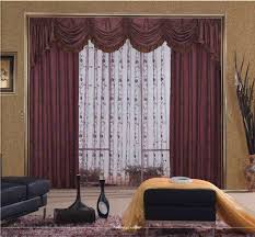 Grey And Purple Living Room by Living Room Curtain Ideas For Bay Windows Modern Interior White