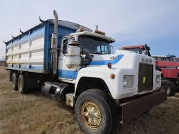 100 Tandem Grain Trucks For Sale 1982 MACK TANDEM GRAIN TRUCK