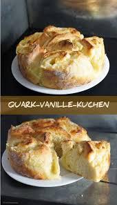quark vanille kuchen herr grün kocht vanillepudding