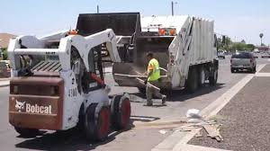 100 Leach Garbage Trucks City Of Tolleson Alpha Rear Loader Truck YouTube