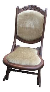 Wooden Armless Rocking Chair   Chairish Amazoncom Ffei Lazy Chair Bamboo Rocking Solid Wood Antique Cane Seat Chairs Used Fniture For Sale 36 Tips Folding Stock Photos Collignon Folding Rocking Chair Tasures Childs High Rocker Vulcanlyric Modern Decoration Ergonomic Chairs In Top 10 Of 2017 Video Review Late 19th Century Tapestry Chairish Old Wooden Pair Colonial British Rosewood Deck At 1stdibs And Fniture Beach White Set Brown Pictures Restaurant Slat