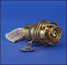 Aladdin Mantle Lamp Model 23 by Aladdin Oil Lamp Parts
