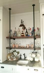 Patio Wet Bar Ideas by Best 25 Industrial Basement Bar Ideas On Pinterest Rustic Light