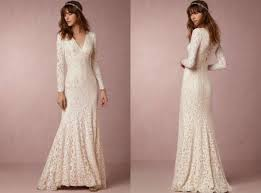 10 Perfect Wedding Dresses For A Barn