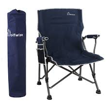 WolfWise 350lbs Portable Folding Arm Camping Chair Heavy Duty With Carry  Bag Navy Folding Chair Charcoal Seatcharcoal Back Gray Base 4box Gsa Skilcraf 6 Best Camping Chairs For Bad Reviewed In Detail Nov Kingcamp Heavy Duty Lumbar Support Oversized Quad Arm Padded Deluxe With Cooler Armrest Cup Holder Supports 350 Lbs 2019 Lweight And Portable Blood Draw Flip Marketlab Inc Adjustable Zanlure 600d Oxford Ultralight Outdoor Fishing Bbq Seat Hercules Series 650 Lb Capacity Premium Black Plastic Steel Bag Lawn Green Saa Artists Left Hand Table Note Uk Mainland Delivery Only The According To Consumers Bob Vila