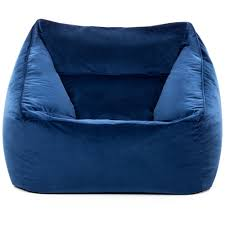 ICON® Milano Velvet Armchair Beanbag Bean Bag Chairs Loungers Jaxx Bags The Best Large For Your Rec Room Dorm And High Back Chair For Kids Tall Tough And Textured Beanbag Big Joe Duo Blackred Engine Walmartcom Fur Charcoal Plush Lounger Ivory Deene Grey Kmart Ace Casual Fniture Black Vinyl 1320701 Home Depot Teardrop Inoutdoor Majestic Goods Individual Every Space Review Geek 6 Tips On How To Clean A Overstockcom