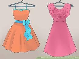 Dresses Image Titled Create The Perfect Wardrobe Teenage Girls Step 7