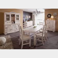 ridgevalley esstisch lucia kiefer massiv rechteckig matt weiß 190x76x91 landhaus für 4 6 personen