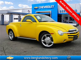 Used 2003 Chevrolet SSR For Sale | Lynchburg VA 1GCES14P73B101848