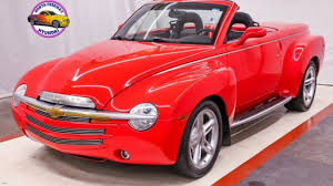 2004 Chevrolet SSR For Sale Near Spring, Texas 77373 - Classics On ...
