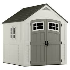 rubbermaid 7x7 storage shed target