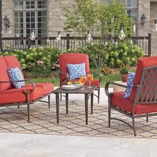 Home Depot Canada Patio Furniture Cushions by Create U0026 Customize Your Patio Furniture Oak Cliff Collection U2013 The