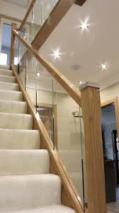Banisters - Inline Construction And Custom Carpentry Elegant Glass Stair Railing Home Design Picture Of Stairs Loversiq Staircasedesign Staircases Stairs Staircase Stair Classy Wooden Floors And Step Added Staircase Banister As Glassprosca Residential Custom Railings 15 Best Stairboxcom Staircases Images On Pinterest Banisters Inspiration Cheshire Mouldings Marble With Chrome Banisters In Modern Spanish Villa Looking Up At An Art Deco Ornate Fusion Parts Spindles Handrails Panels Jackson The 25 Railing Design Ideas