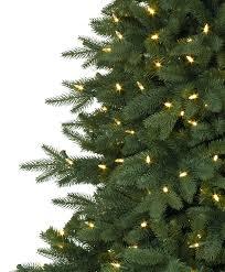 Slim Pre Lit Christmas Trees 7ft by Kennedy Fir Snap Slim Pre Lit Christmas Tree Tree Classics