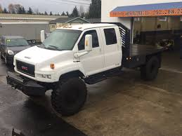 2005 GMC Kodiak C4500 Custom 4×4 | Monster Trucks For Sale ...