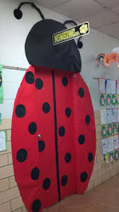 Spring Classroom Door Decorations Pinterest by Best 25 Ladybug Bulletin Boards Ideas On Pinterest June