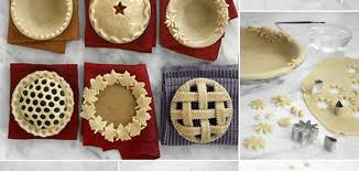 Different Ways To Decorate A Delicious Pie