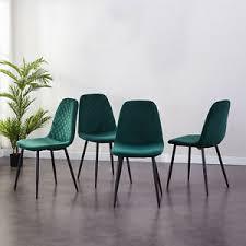 2er set grün esszimmerstühle samt stuhl küchen wohnzimmer stuhl polsterstuhl