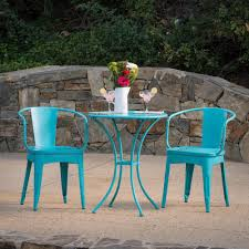 Noble House Lourdes Matte Teal 3-Piece Metal Outdoor Bistro Set 65 Best Front Yard And Backyard Landscaping Ideas Designs Lets Do Whimsical Outdoor Ding Making It Lovely A Romantic Garden Wedding Every Last Detail Stevenson Manor Upholstered Side Chair With Turned Legs By Standard Fniture At Household Club Pair Vintage Rebar Custom Painted Vegetable Back Bistro Chairs 25 Patio To Buy Right Now Carate Batik Lagoon Rounded Corners Cushion Blue 6 Montage Antiques Display Of Counter Stool Jugglingelephants
