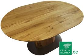 eßtisch massivholz runder esstisch massiv aus holz auch