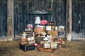 Country Party Decor Rustic Vintage Wedding Styled Shoot Via Ideas Partyideascom Music