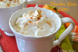 Low Fat Pumpkin Spice Latte by Pumpkin Spice Lattes Lightened 2 Sisters Recipes By Anna And Liz