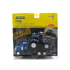 100 Toy Peterbilt Trucks With New Holland Tractor Sense