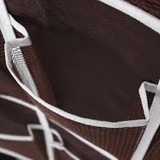 Hardwood 24 Tie Rack Wardrobe Hanger Closet Clothing Necktie Belt