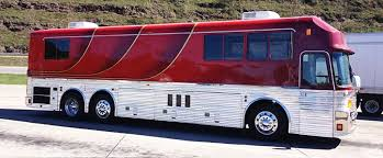Eagle Executive MCI Entertainer GMC And Used Prevost Buses For Sale