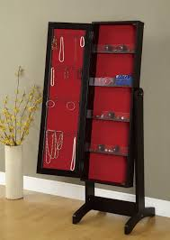 Standing Mirror Jewelry Armoire Ikea | Home Design Ideas Fniture Free Standing Jewelry Chest Dark Cherry Astounding Wooden Large Armoire With Charming Cheval Mirror Ideas Amazoncom Btexpert Premium Cabinet Organize Every Piece Of In Cool Target Modern Espresso Hayneedle Home Design Tips Armoires Black Clearance Walmart Organizedlife Mirrored Contemporary Dressing Room With Full Length Stand Storage Floor