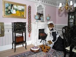 100 Regency House Furniture Finished Embroidery Tiny Needlepoint In A Gorgeous Dolls