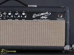 Fender 2x10 Guitar Cabinet by 1967 Fender Bassman 2x10