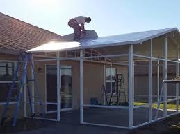 oswald aluminum sunroom installation ocala fl storage sheds