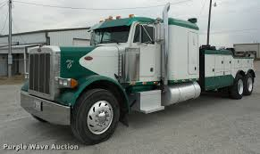 1992 Peterbilt 379 Wrecker Truck | Item J8662 | SOLD! April ... Trucks For Sales New Peterbilt Sale Dump Truck Cookies As Well Tarp Parts With 379 Plus Gmc 9 Super Cool Semi You Wont See Every Day Nexttruck Blog In Oklahoma Car Styles Fleet Com Sells Used Medium Heavy Duty Kansas City Boydstuncom 1999 Peterbilt 330 4door 379exhd Cventional W Sleeper By Commercial Truck Sales And Finance Blog Hd Charter Company Youtube Trucks Used For Sale Call 888