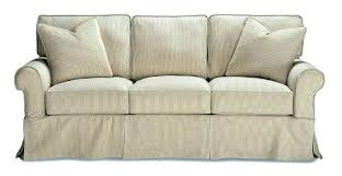 Sure Fit Dual Reclining Sofa Slipcover by Dual Reclining Sofa Slipcover Cotton Cream Adapted Recliner Double