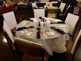 Banquet Hall Romeoville At Fat Rickys Shown In A Picture