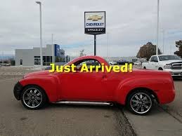 2005 Chevrolet SSR For Sale Nationwide - Autotrader